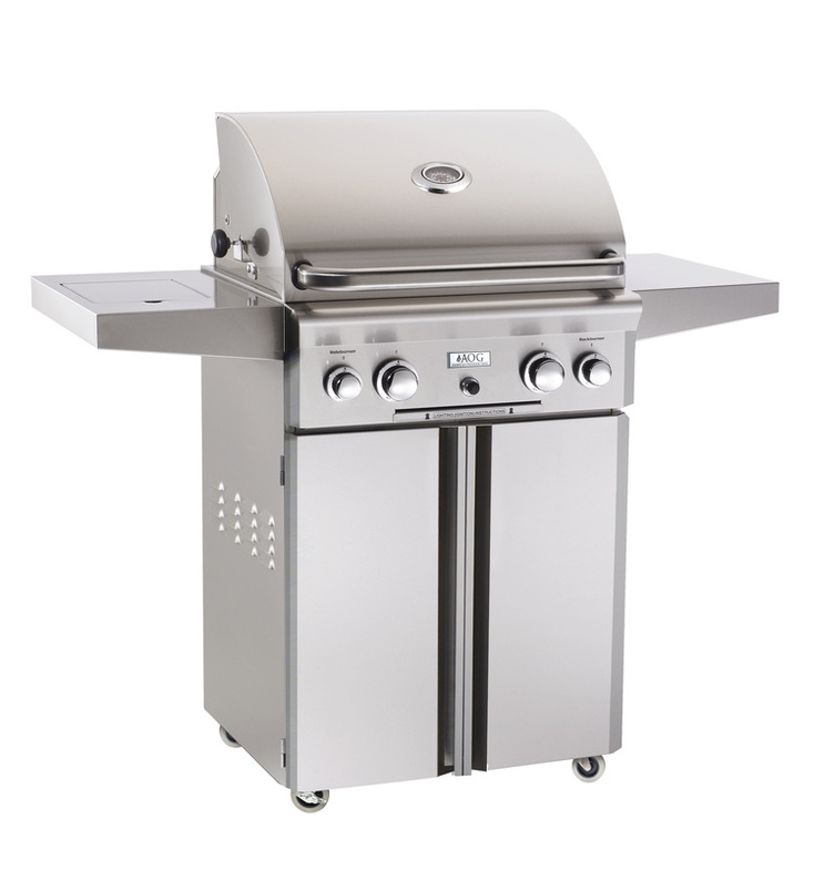 Portable Grill - American Outdoor Grill - Outdoor Kitchens by Lighting Concepts